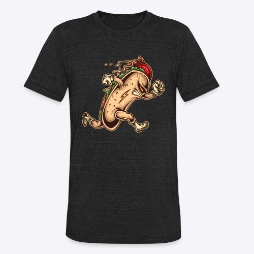 Hot Dog Hero - Unisex Tri-Blend T-Shirt