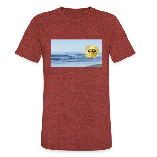 Beach Collection 1 - Unisex Tri-Blend T-Shirt