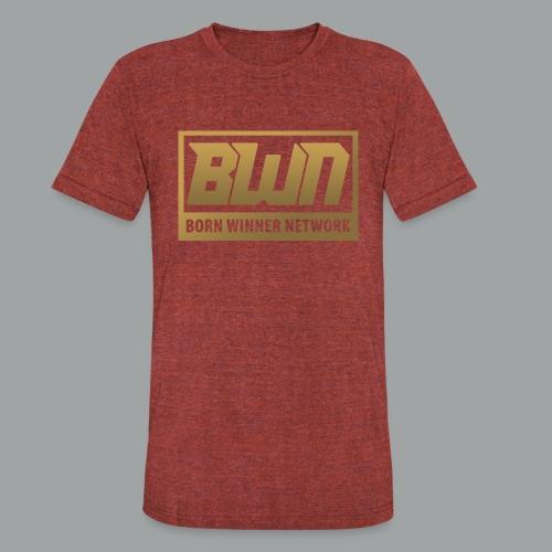 BWN (Gold) - Unisex Tri-Blend T-Shirt