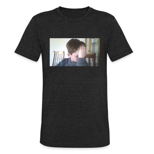 Luiz FAce!! - Unisex Tri-Blend T-Shirt