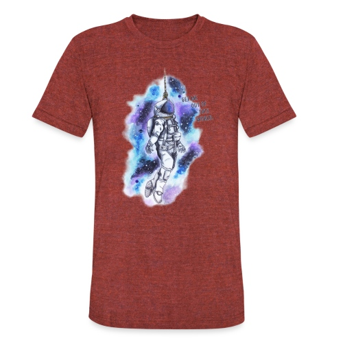 Get Me Out Of This World - Unisex Tri-Blend T-Shirt