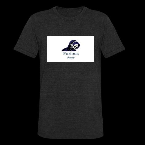 savage hoddie - Unisex Tri-Blend T-Shirt