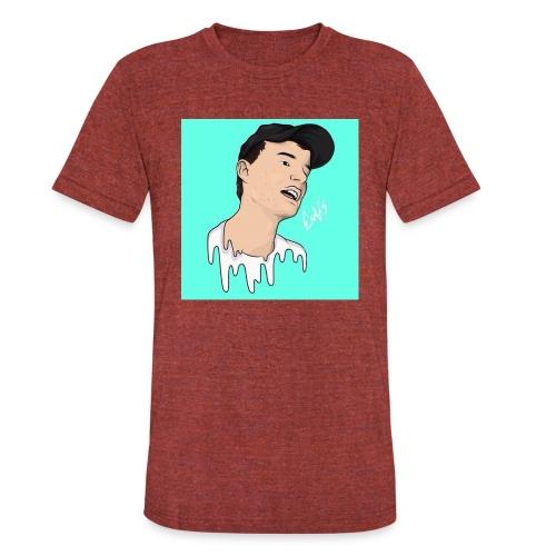 ElixDrawz Design - Unisex Tri-Blend T-Shirt