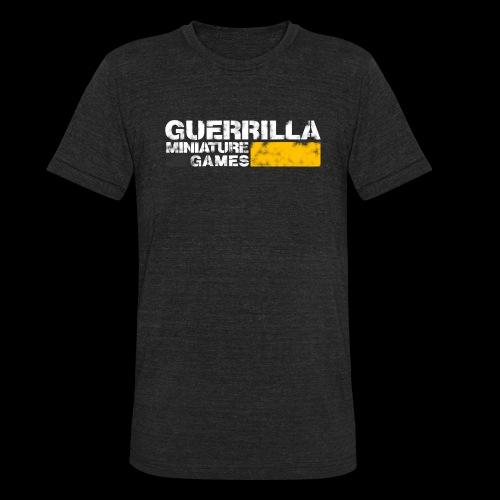 GMG Logo Tee 2 - Unisex Tri-Blend T-Shirt