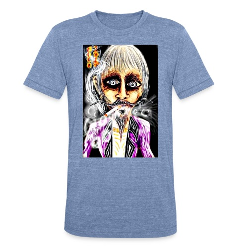 Cool Dude - Unisex Tri-Blend T-Shirt