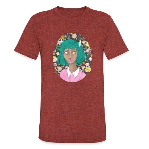 Fang - Unisex Tri-Blend T-Shirt