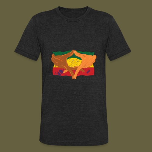 Hands of His Imperial Majesty - Unisex Tri-Blend T-Shirt