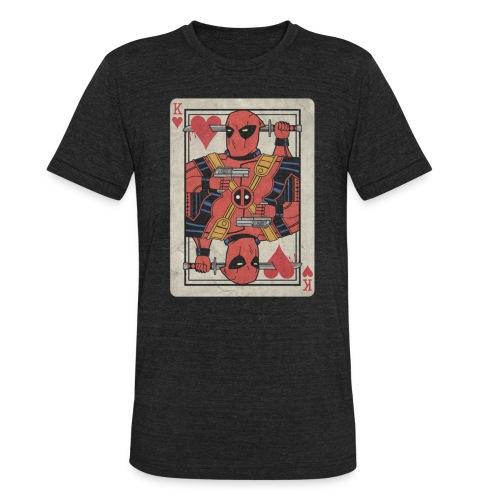 Dp Fanmade Shirt - Unisex Tri-Blend T-Shirt