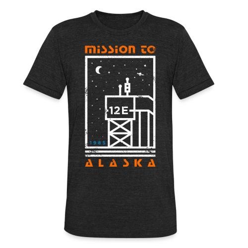 Mission to Alaska - Unisex Tri-Blend T-Shirt
