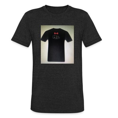 Mr and Mrs t-shirt - Unisex Tri-Blend T-Shirt