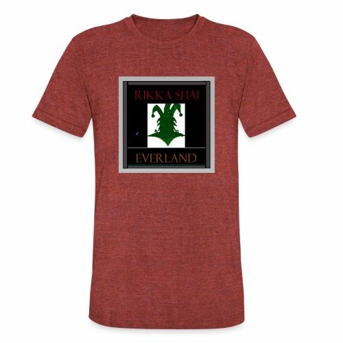 Rikka Shai Everland - Unisex Tri-Blend T-Shirt