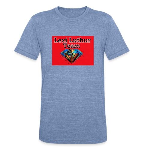 Mens Team Hoodie and Shirt - Unisex Tri-Blend T-Shirt