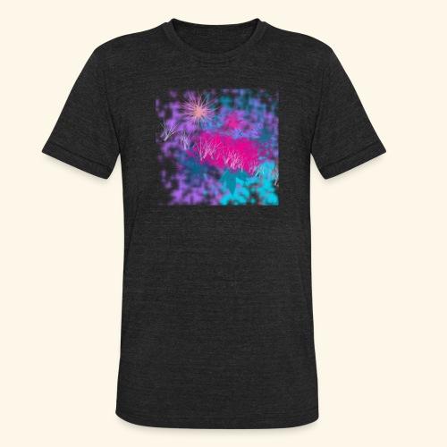 Abstract - Unisex Tri-Blend T-Shirt