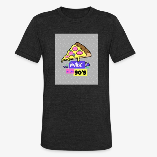 Made In The 90's - Unisex Tri-Blend T-Shirt