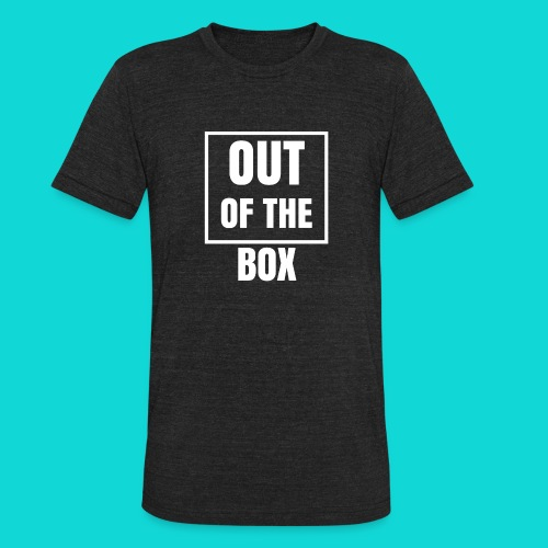 Out of the Box - Unisex Tri-Blend T-Shirt