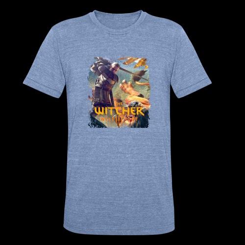 The Witcher 3 - Griffin - Unisex Tri-Blend T-Shirt