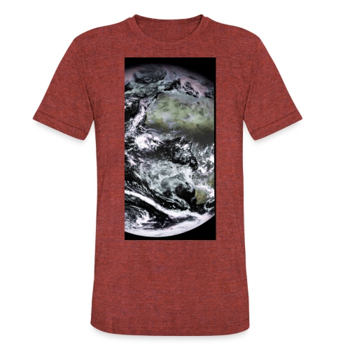 Earth - Unisex Tri-Blend T-Shirt