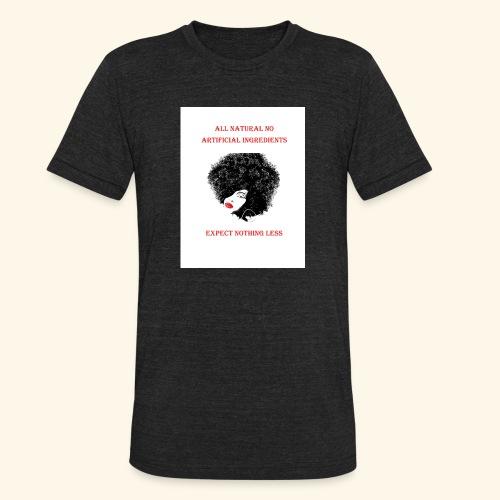 Afro - Unisex Tri-Blend T-Shirt