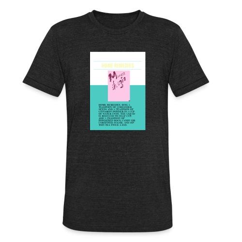 Support.SpreadLove - Unisex Tri-Blend T-Shirt