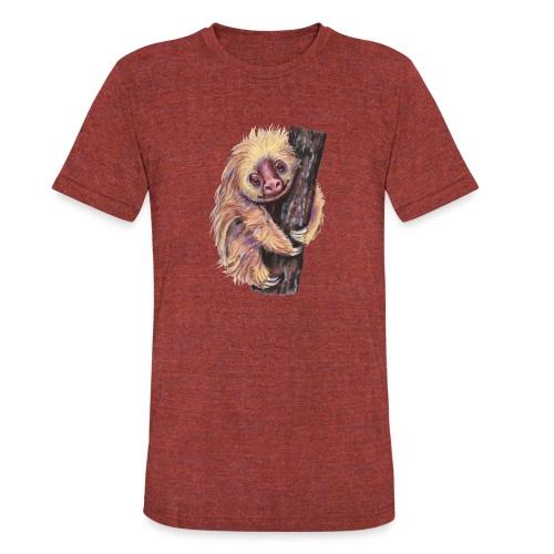 Sloth - Unisex Tri-Blend T-Shirt