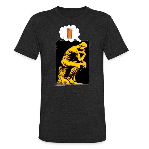 Thinking of Brew - Unisex Tri-Blend T-Shirt