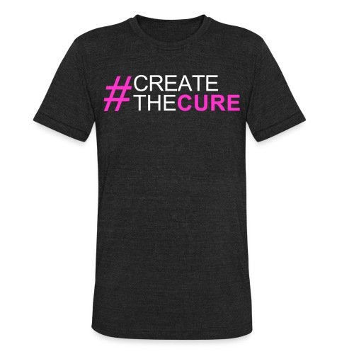 CTCURE - Unisex Tri-Blend T-Shirt