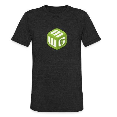 Steve Sized MWG T-Shirt (3XT) - Unisex Tri-Blend T-Shirt