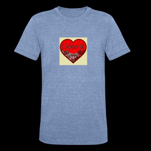 DE1E64A8 C967 4E5E 8036 9769DB23ADDC - Unisex Tri-Blend T-Shirt