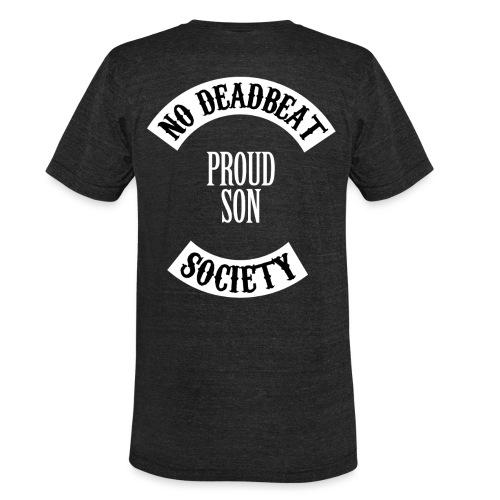 Proud Son Kids T-shirt - Unisex Tri-Blend T-Shirt