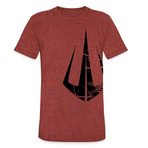 leg-export - Unisex Tri-Blend T-Shirt