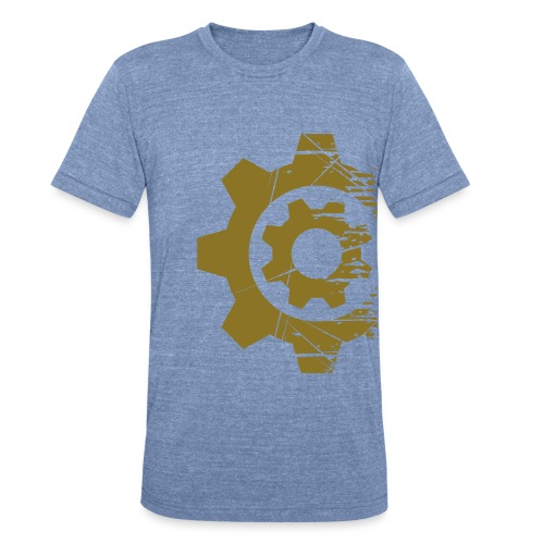 tock-export - Unisex Tri-Blend T-Shirt