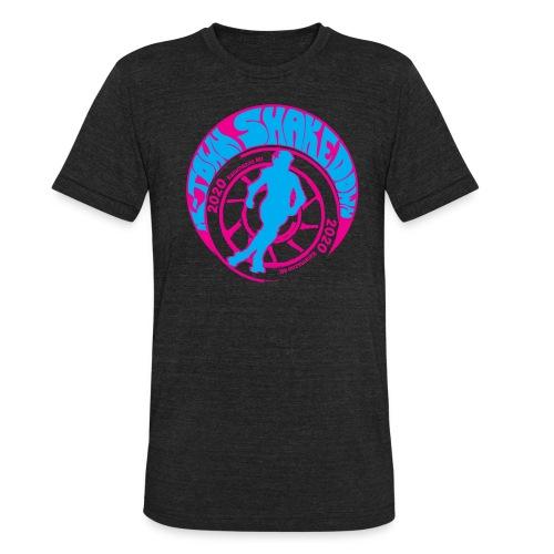 K Town 2020 CyanClassic - Unisex Tri-Blend T-Shirt
