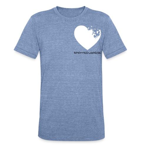 Appaloosa Heart - Unisex Tri-Blend T-Shirt