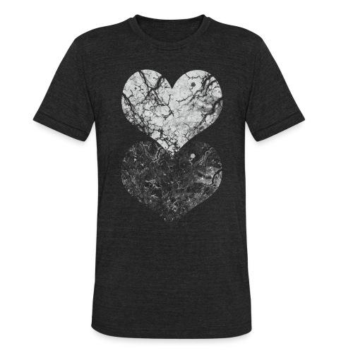 Hearts - Unisex Tri-Blend T-Shirt