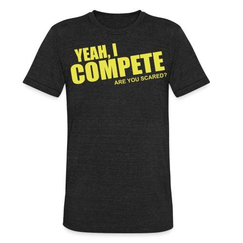 compete - Unisex Tri-Blend T-Shirt