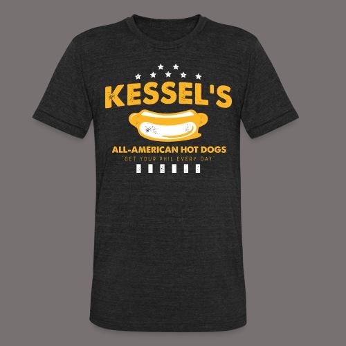 Kessel Pittsburgh - Unisex Tri-Blend T-Shirt
