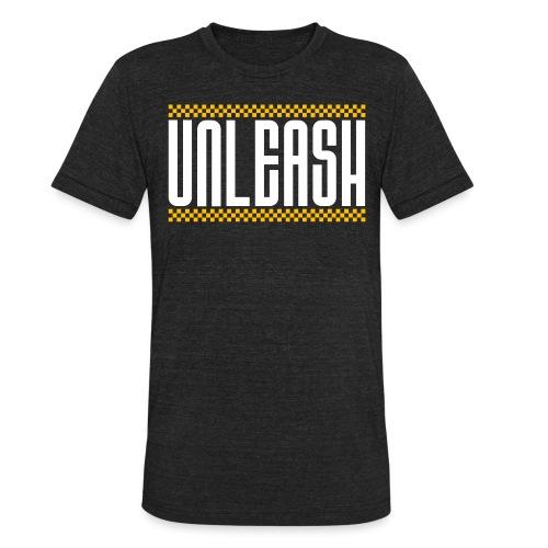 UNLEASH - Unisex Tri-Blend T-Shirt
