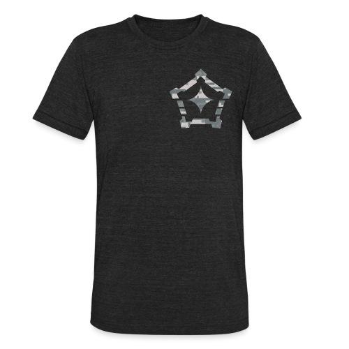 digital camo png - Unisex Tri-Blend T-Shirt