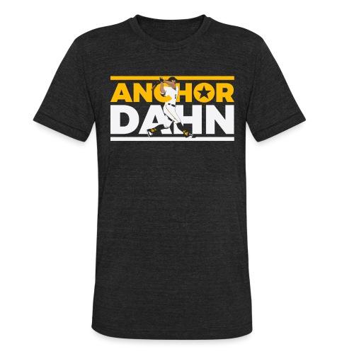 Anchor Dahn - Unisex Tri-Blend T-Shirt