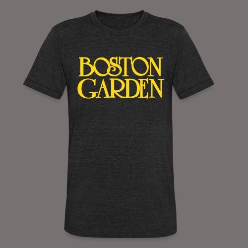 Boston Garden - Unisex Tri-Blend T-Shirt