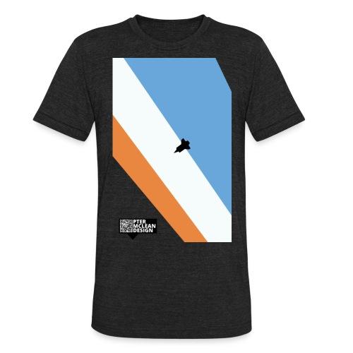 ENTER THE ATMOSPHERE - Unisex Tri-Blend T-Shirt