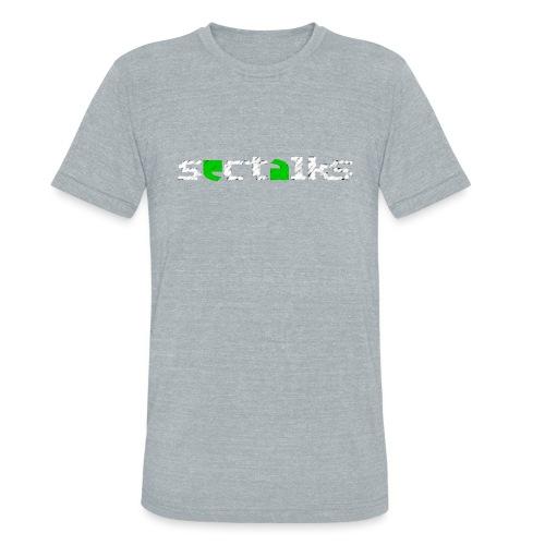 SecTalks Chalk - Unisex Tri-Blend T-Shirt
