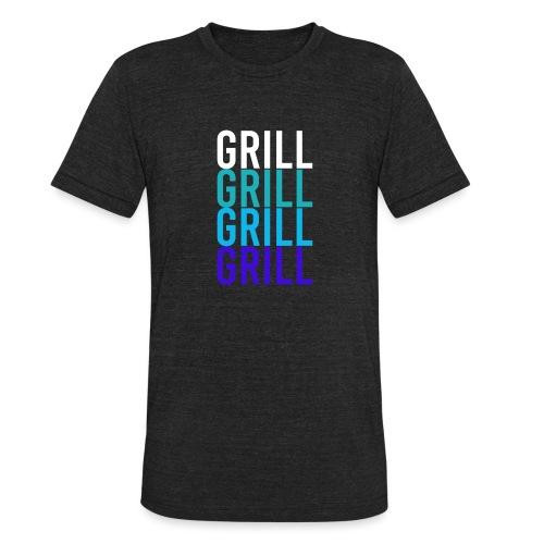 Grill - Unisex Tri-Blend T-Shirt
