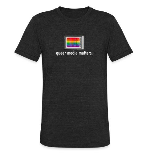 QMMPride TV - Unisex Tri-Blend T-Shirt