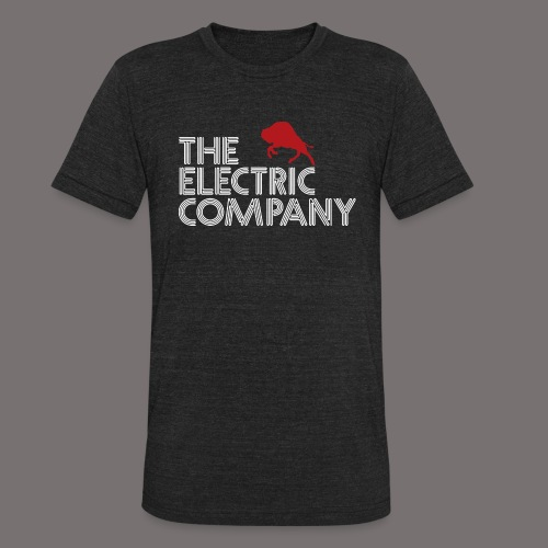 The Electric Company - Unisex Tri-Blend T-Shirt