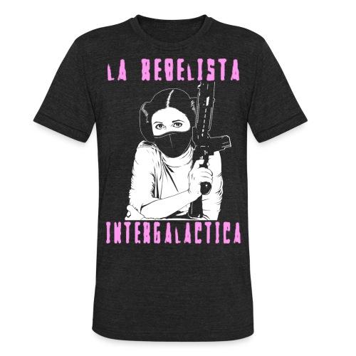 La Rebelista - Unisex Tri-Blend T-Shirt