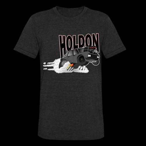 HOLDON HT PREMIER DESIGN - Unisex Tri-Blend T-Shirt