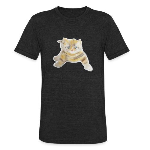 sad boy - Unisex Tri-Blend T-Shirt