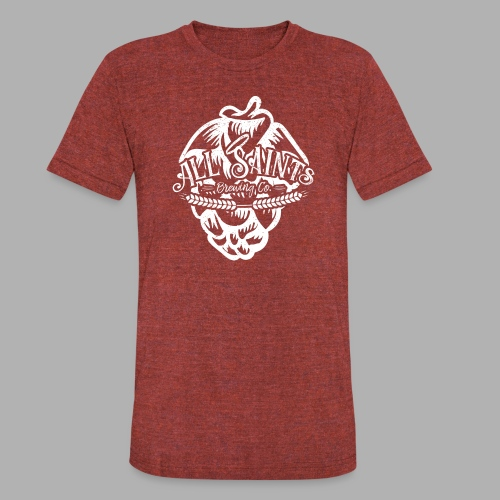 All Saints Hops - Unisex Tri-Blend T-Shirt