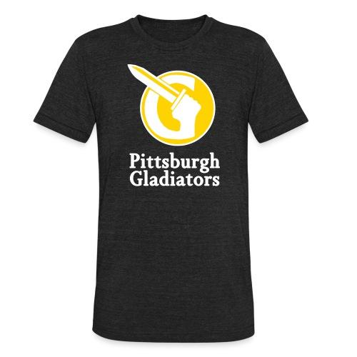 glads2 - Unisex Tri-Blend T-Shirt